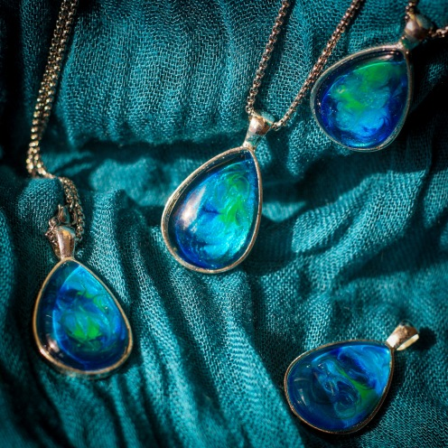 Talisman necklaces
