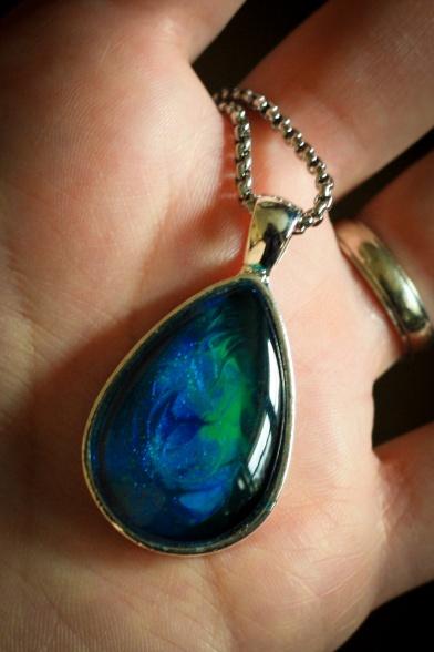 Talisman necklace!
